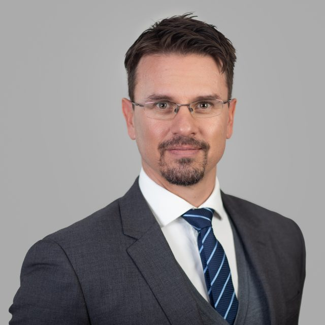 Prof Pieter Kruger